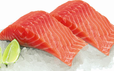 Salmon Fresh Fillets